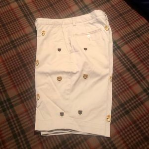 POLO Ralph Lauren Men's Embroidered Crest Shorts